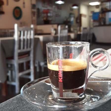 Original Italian espresso. Try to us Americano coffee, white coffee, bayleis coffee, barquito, and more..