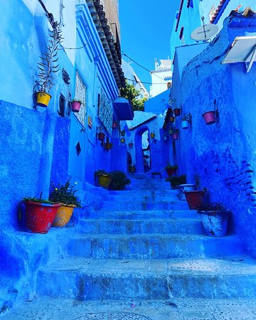 Blue Pearl of Morocco - Chefchaouen