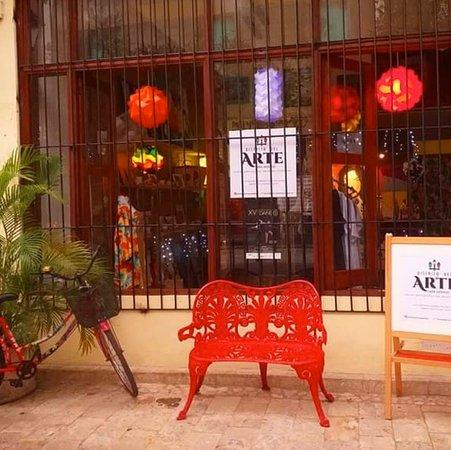 Distrito Del Arte Zona Colonial