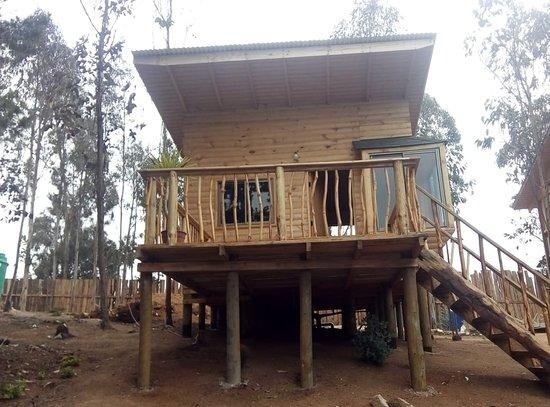 El Totoral, Чили: Se arriendan cabañas para 2 personas lugar tranquilo en plena zona rural 35mil diarios al numero: +56991365828