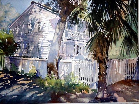 Beaufort Antebellum homes
