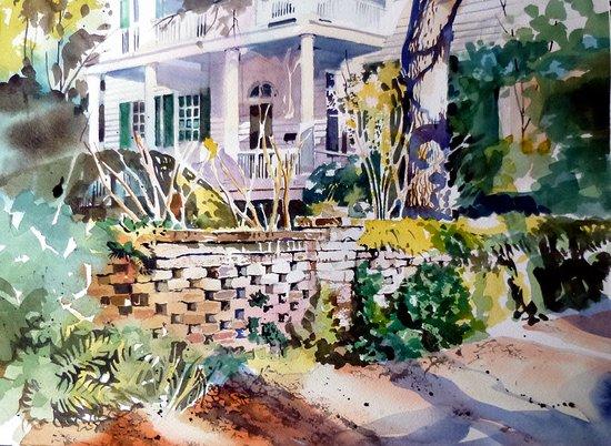 Beaufort, SC: Antebellum Porch