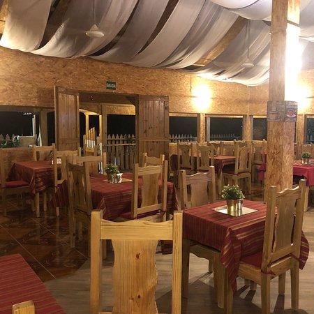Restaurante Paradey's, mágico lugar calidad, higiene y servicio de primera