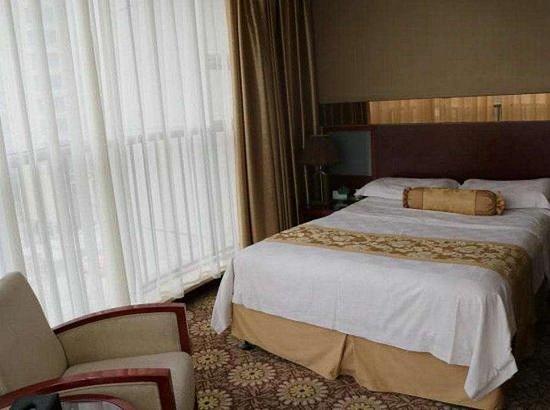 Gaomi, China: king room