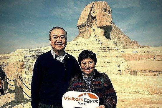 Dagstur på The Pyramids & The Egyptian...