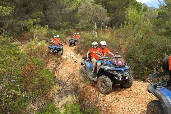 Diversión Quad Mallorca