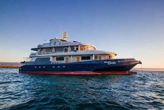 Galapagos Cruise / M / T Camila / 5d / MAR10-14 / Speciale aanbieding