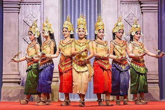Dîner-spectacle Apsara à Amazon...