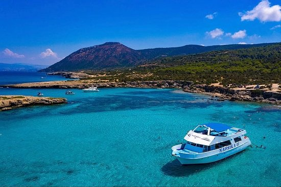 Blue Lagoon (Akamas) tour from Paphos