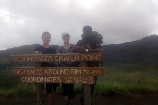 Escursione guidata al Monte Longonot