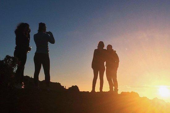 Teide al tramonto