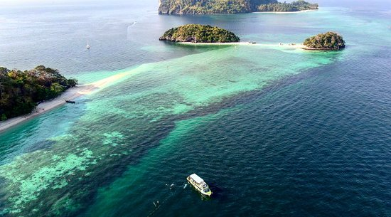 Krabi 4 Island Adventure