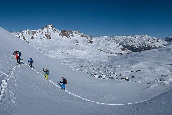 WAWUのスキーツアーアドベンチャー-南フランスアルプス