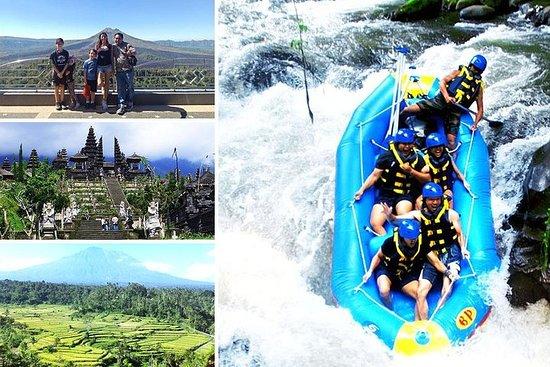 Ayung River Rafting und Besakih...