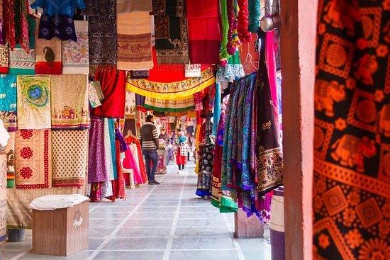 斋浦尔跳蚤市场和街头市场之旅