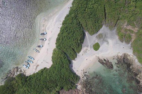 Billet d'entrée à Pigeon Island