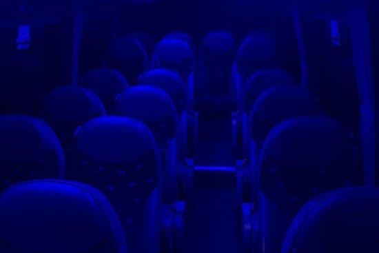 Minibus og bussutleie