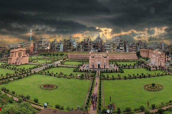 Vue locale de Dhaka