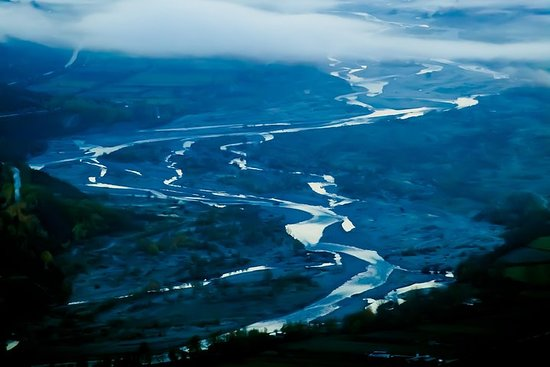 Rivière Aoos (pont de Konitsa...