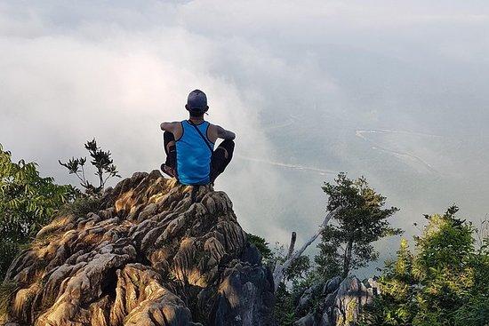 Randonnée d'une journée: Mont Daraitan et rivière Tinipak