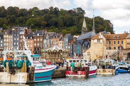 Rouen Normandie & Honfleur City En ...