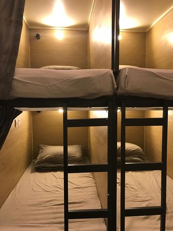 Bunk Bed In Mix Dormitory Room