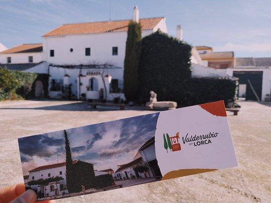 Casa Museo Federico Garcia Lorca Valderrubio