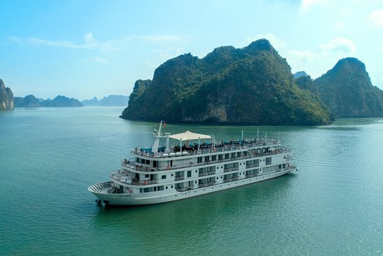Paradise Grand Cruises - Lan Ha Bay