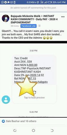 Makurdi, Nigeria: HELLO... You are all welcome toINSTANT KASH  ARE YOU LOOKING FOR A RELIABLE ONLINE PLATFORM TO Start Up With A Very Little Capital And Be Making Good Money On A Daily Or Monthly Basis…THEN INSTANT KASH Is The ANSWER…  INSTANT KASH is Nigeria No 1 top paying online NEWS platform WHY.... Are you looking for a platform where you can invest with as low as #1000 then I have a place for you where you can make from #3000 to #10000 monthly to register click here https://9jacnn.com/register/41686