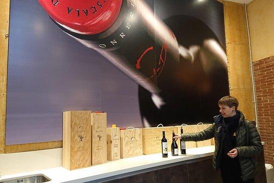 Degustación de bodega de vinos del...