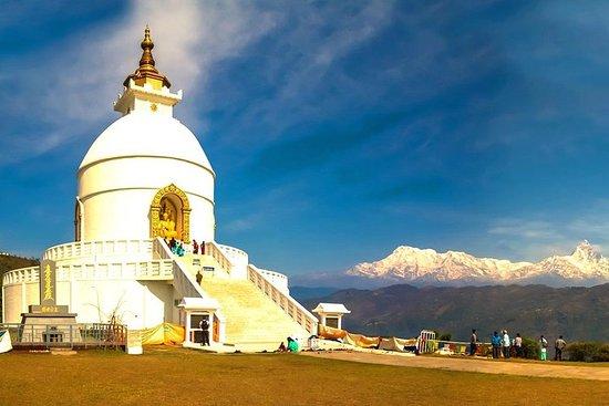 Pokhara d'une demi-journée (chutes...