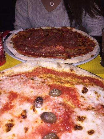 """Pizze """"Freccia"""" e """"Salame piccante"""""""