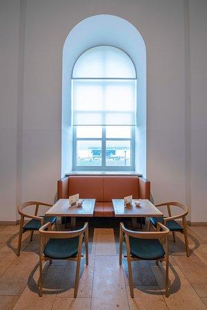 Café Klenze in der Alten Pinakothek