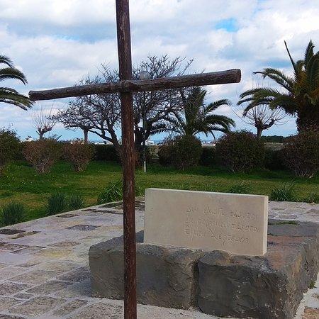 Στα τείχη ο τάφος του Νίκου Καζαντζάκη