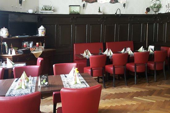 Crimmitschau, เยอรมนี: In der Gaststätte