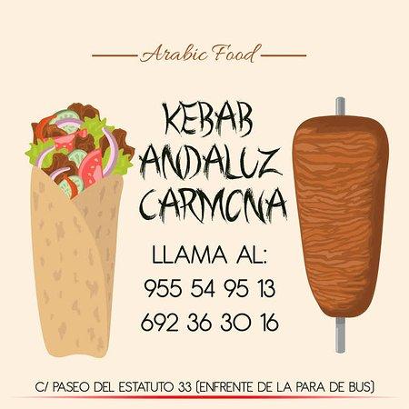 Kebab andaluz carmona