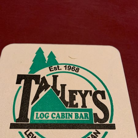 Foto de Talley's Log Cabin Bar