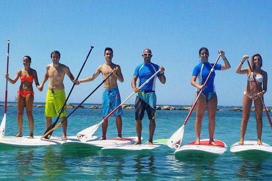 Alghero Stand Up Paddle Tours