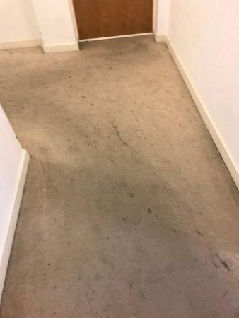 dirty corridor