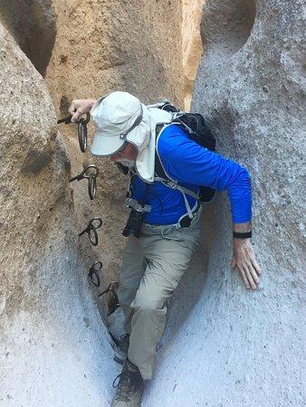 Mitchell Caverns Alert