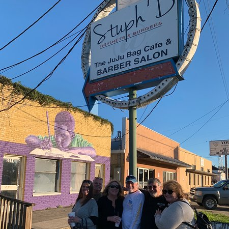 Stuph'D Beignets and Burgers