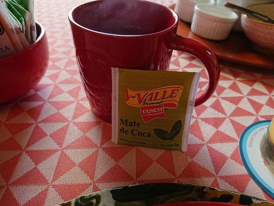 Кока-чай.