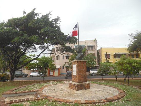 Plazoleta Coronel Rafael Tomas Fernandez Dominguez