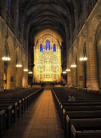 St. Thomas Church, 5th Avenue, New York City, NY.