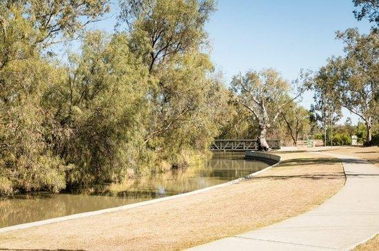 Myall Creek Parklands Walkway