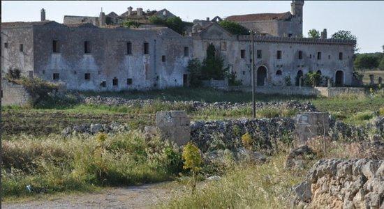 San Basilio, Italia: vista esterna