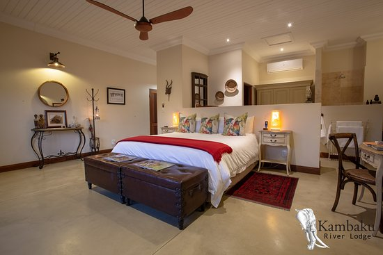 Joao Suite with a fabulous River View