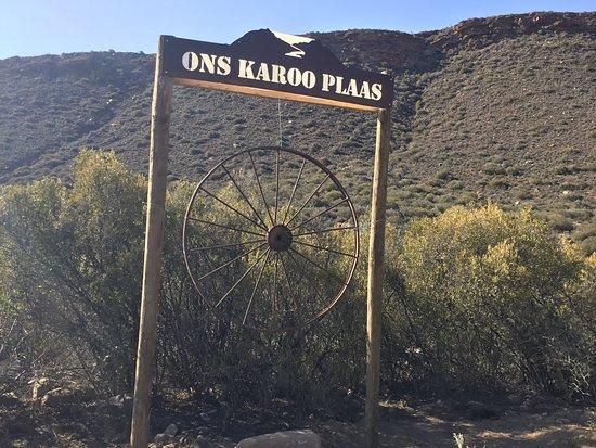 A little look around Ons Karoo Plaas
