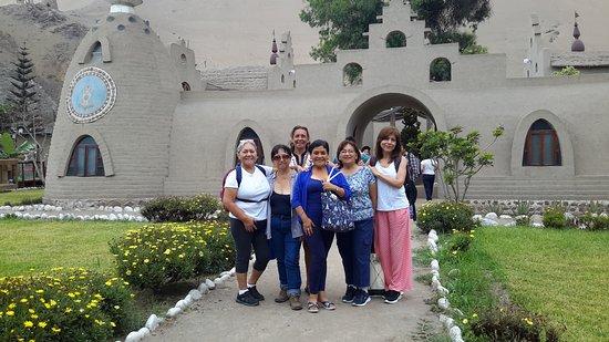 Chacra y Mar, Перу: Entrada principal