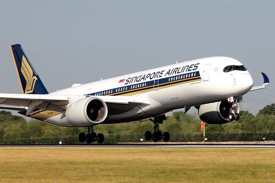 Singapore Airlines: A350 vzlétá zpět Singapuru